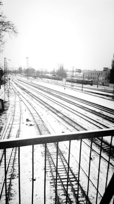 Krivoyrog Ukraine Winter