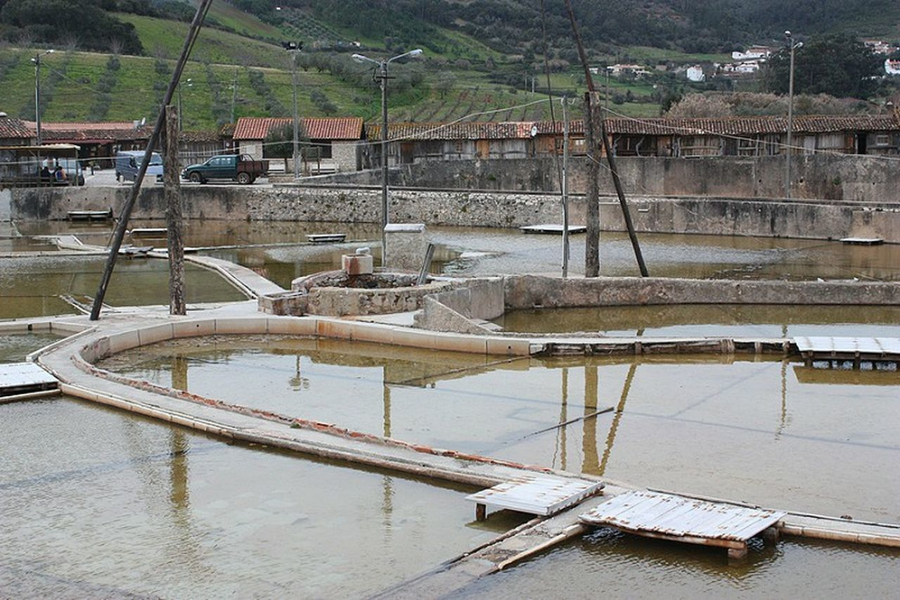 Salinasderiomaior Salinas Salinasdeportugal Salinas De Rio Maior Riomaior Saltmine  Salt Saltwater Salitre Sal