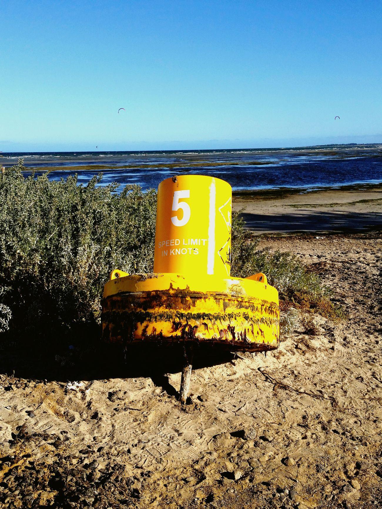Life 2 Filter Altona Beach Buoy Washed Up Yellow