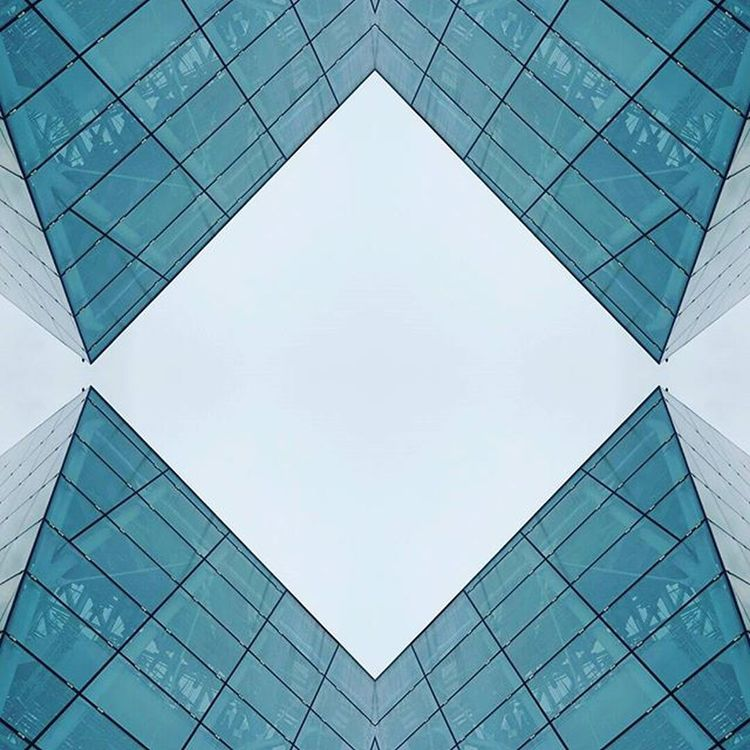 Fair and square. Architecture Art Abstract Design Urban Concrete Patterns Diagonal_symmetry Square Lookingup Lookingup_architecture Rustlord_archdesign Mirror Minimal_lookup Minimal_perfection Ig_minimalshots Vsco_hub VSCO Vscocam Weekly_feature Vscogood Vscom Instagram Tv_architectural Tv_pointofview tv_buildings minimal_perfection minimalism perspective tv_simplicity streetphotography
