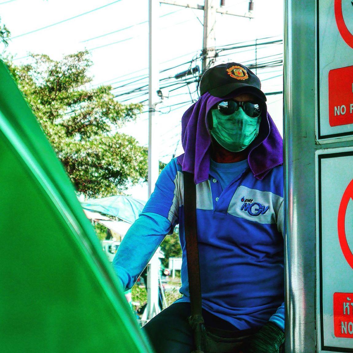Modernhero Thailand Gas Station Modernheroes