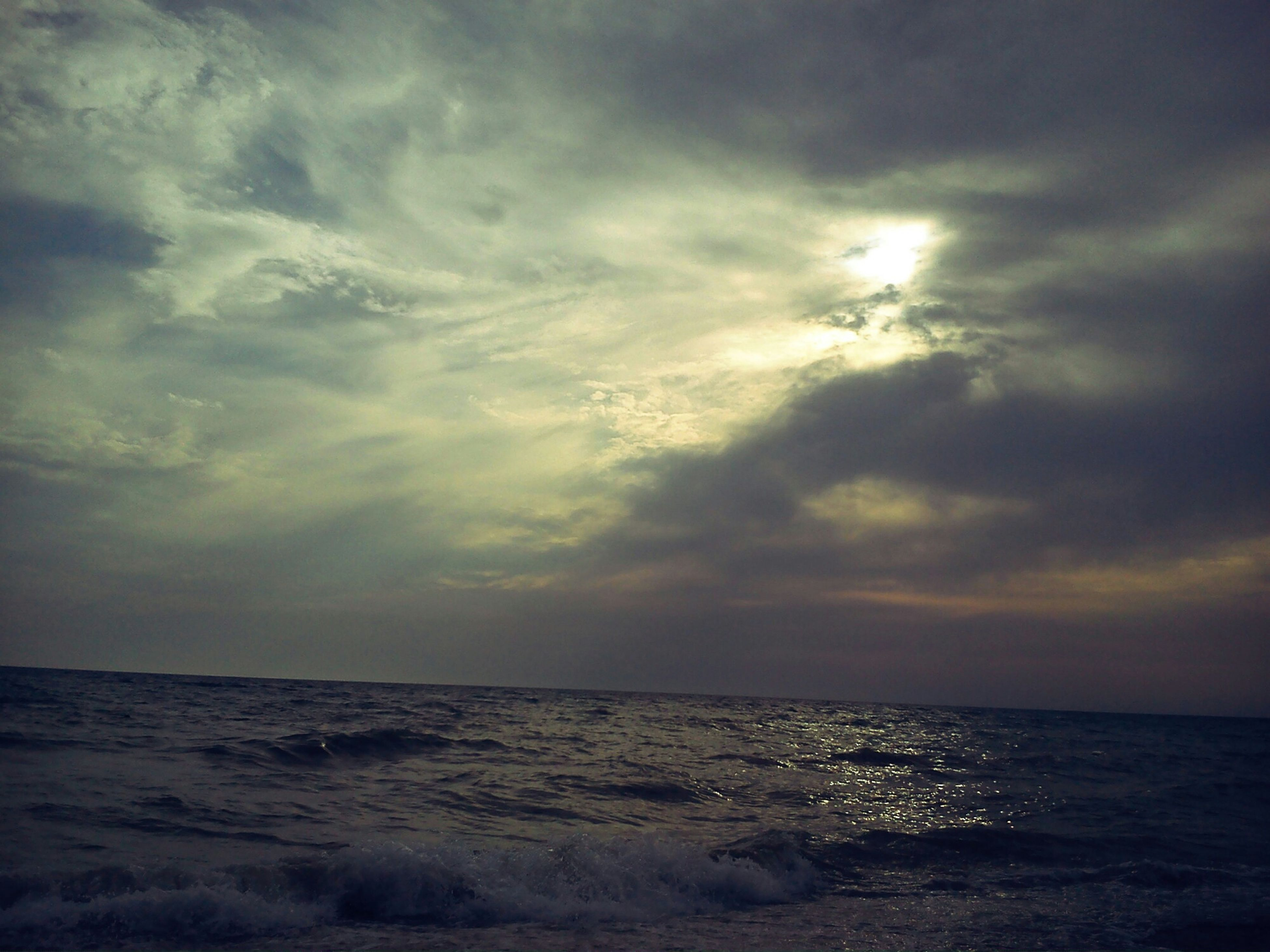 Beautiful sunset:-) Black Sea Orlovcka