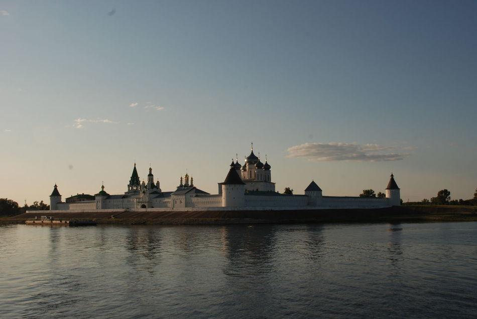 Feel The Journey Original Experiences Russia Nature Makarev Nizhniy Novgorod Church Old