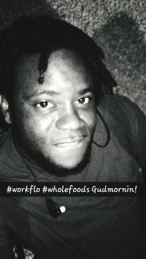 Good Morning! Enjoying Life Blackandwhite Snapchat @fatboi78