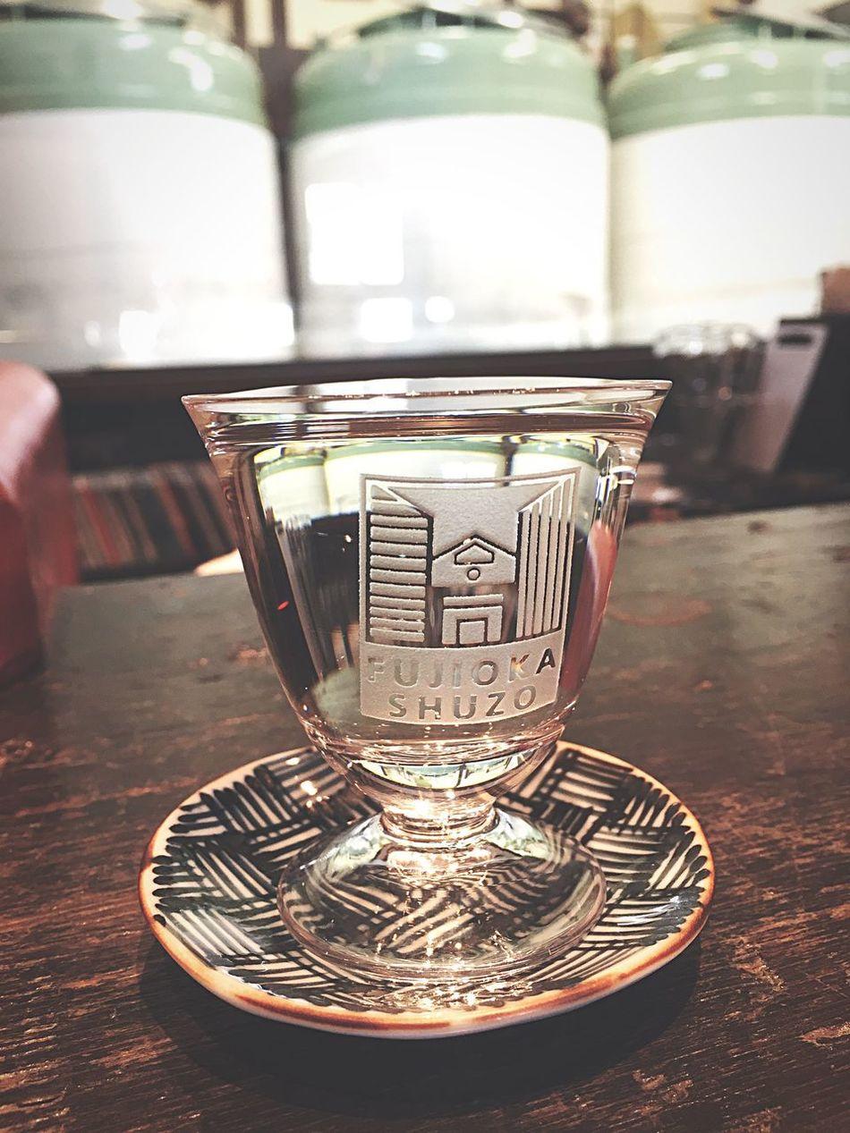 Sake 日本酒 酒蔵 伏見 利き酒