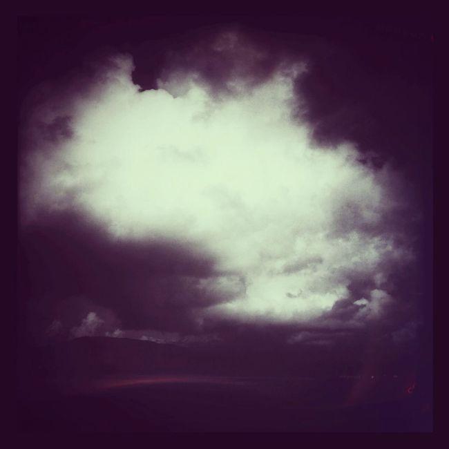Big ol sky. Skagit Valley, WA.
