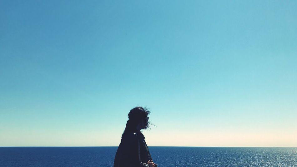 Seascape Traveling Italian Riviera Italy❤️ Water