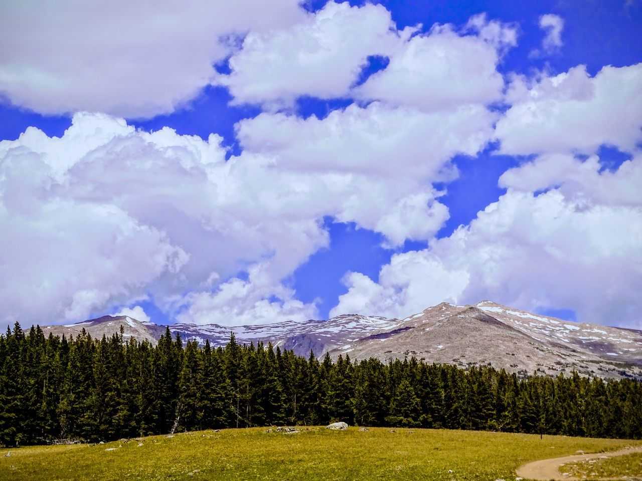 cloud - sky, sky, beauty in nature, scenics, tranquility, nature, tranquil scene, mountain, day, no people, landscape, outdoors, growth, tree