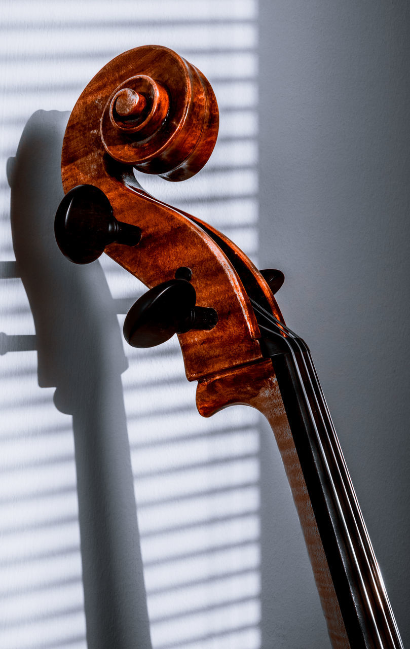 music, violin, musical instrument, string instrument, indoors, musical instrument string, arts culture and entertainment, no people, close-up, classical music, day