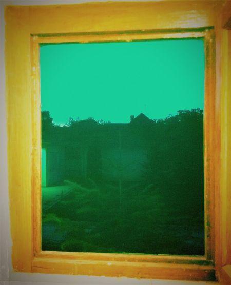 No People Geometric Shape Window Frame Window