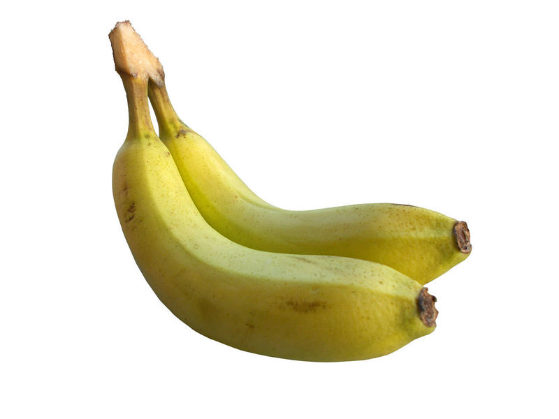 banana fruit is good for food Banana Banana Food Banana Peel Bananas Close-up Day Diet Food Food Food And Drink Freshness Fruit Healthy Eating Healthy Food Healthy Fruit No People Studio Shot White Background