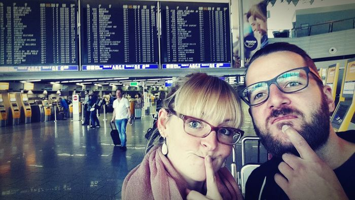 to fly or not to fly? Fraport Frankfurt Airport Iwantvacation