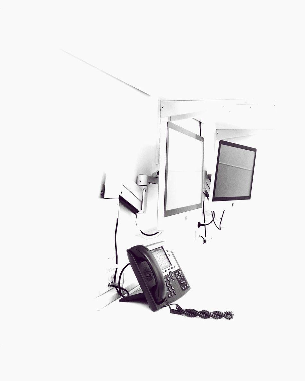 Floating in mid air. EyeEm Best Shots - Black + White Telephone Screen Blackandwhite High Contrast Contrast EyeEm Best Edits Floating Wallmount
