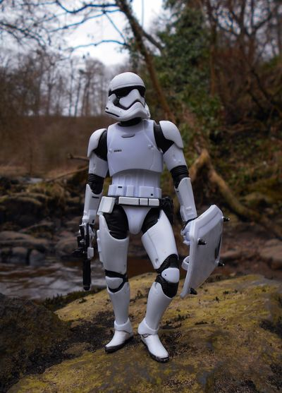 Stormtrooper Rogue One Scotland Star Wars The Force Awakens Action Figures Starwarstoys Toy Photography Toyphotography Starwars Star Wars The Black Series Ewok