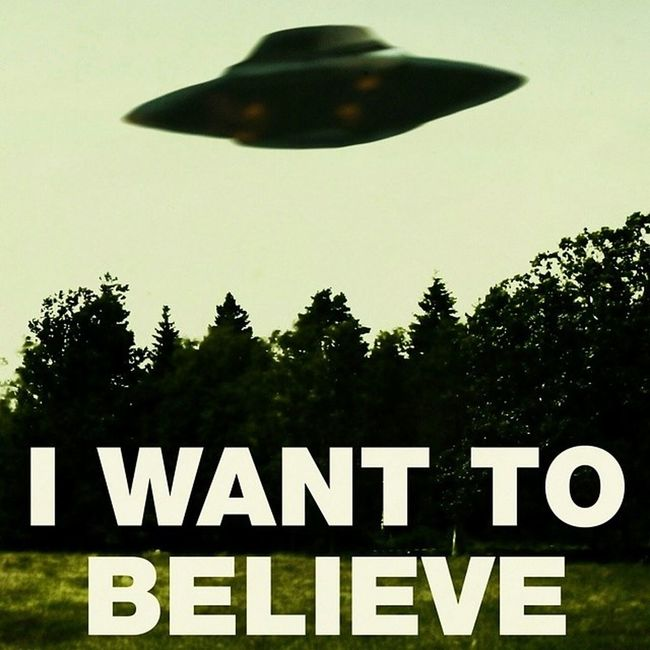 Iwanttobelieve Scifi Thexfiles Xfiles serie friday13