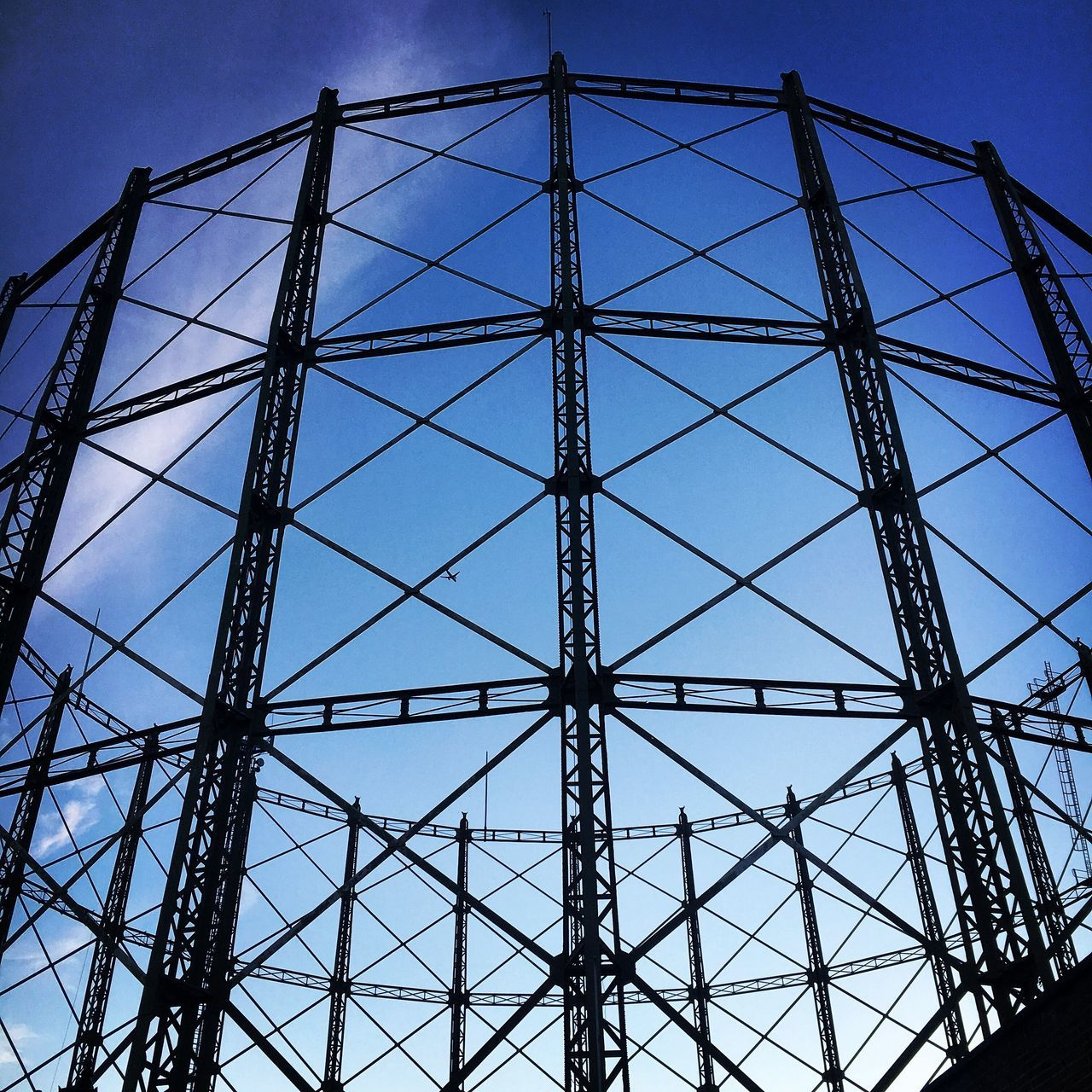 London Kennington Gas Holder Listed September Art Is Everywhere