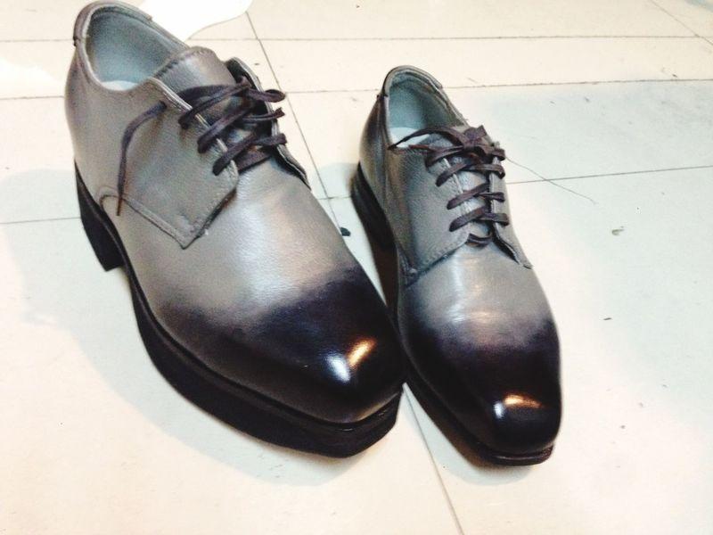 Hello World Check This Out Orthopedics Shoes ♥ Handmade Custommade ZUMISURA