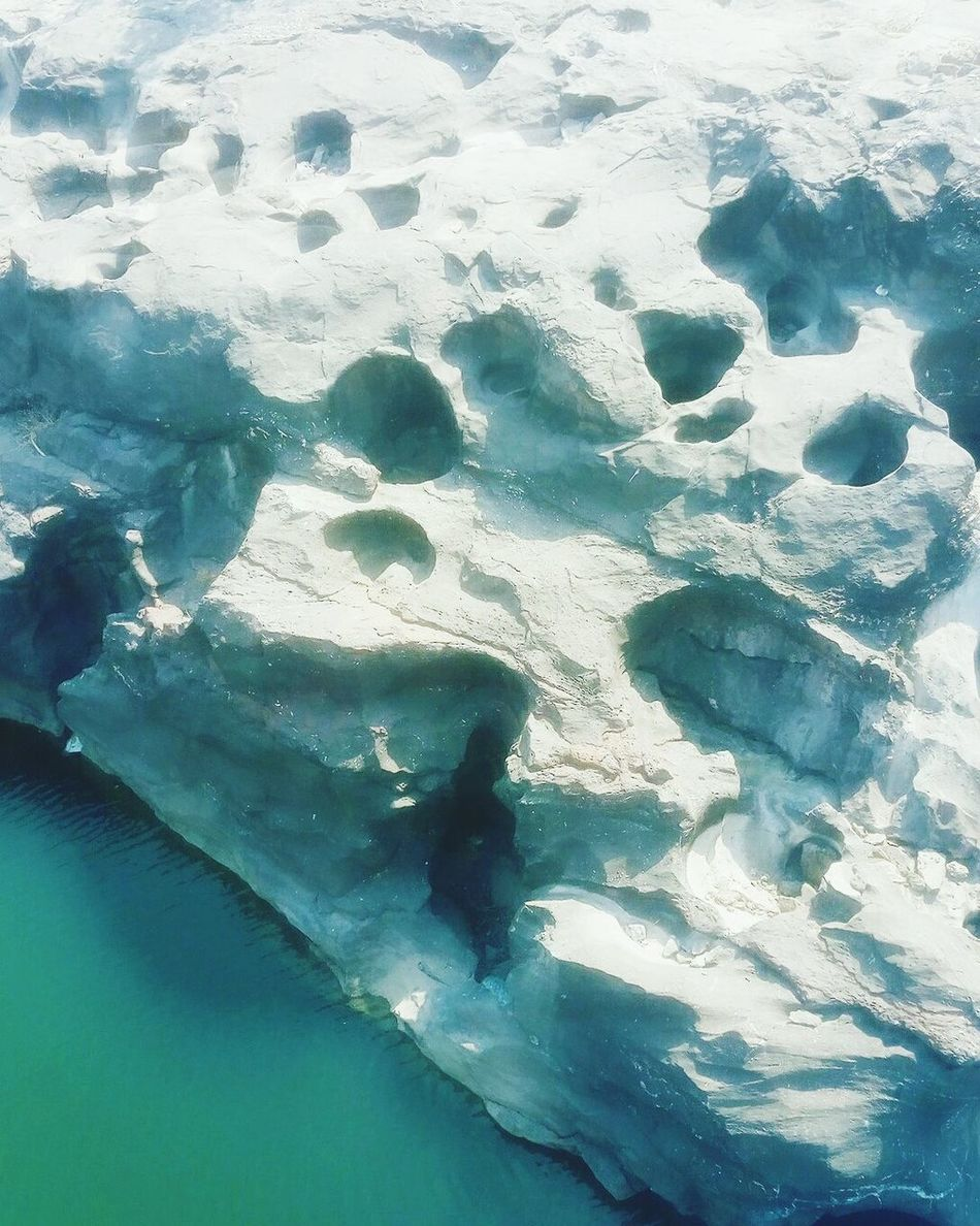 Ranjan Khalge Potholes Green Water