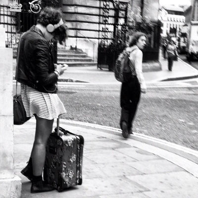 streetphotography at City of London by Kevin Thornhill