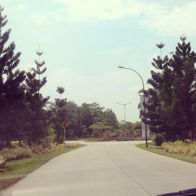 Just a way to the complaint location. Complaint Location SentulCity Hilltop cluster Bogor westjava Jawabarat indonesia roman duty work Realestate