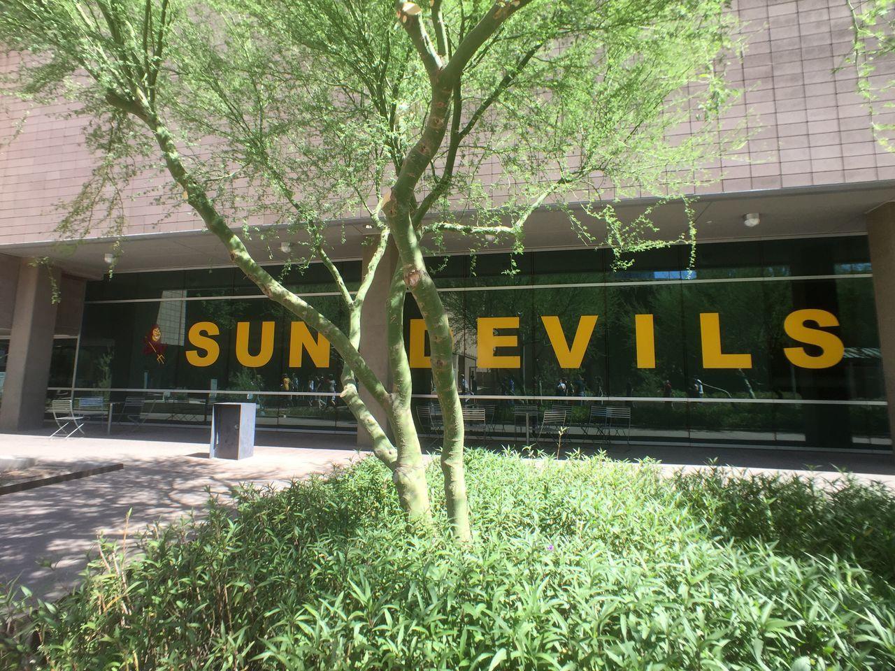 Sun Devils ASU Arizona State University