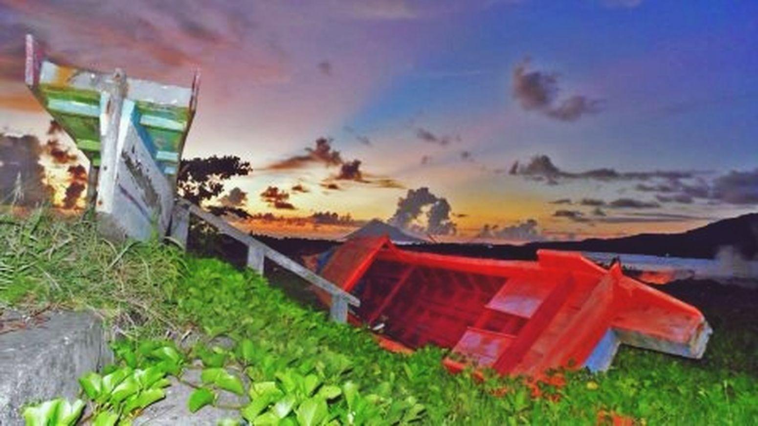 Sunset Indonesia_manado Lanscape Landscape_photography