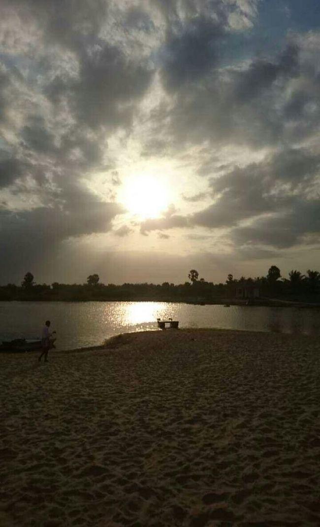 Nofilter Water Mangroves Beauty In Nature Sky Nature Atmospheric Mood Travel Sri Lanka Sun Sunset