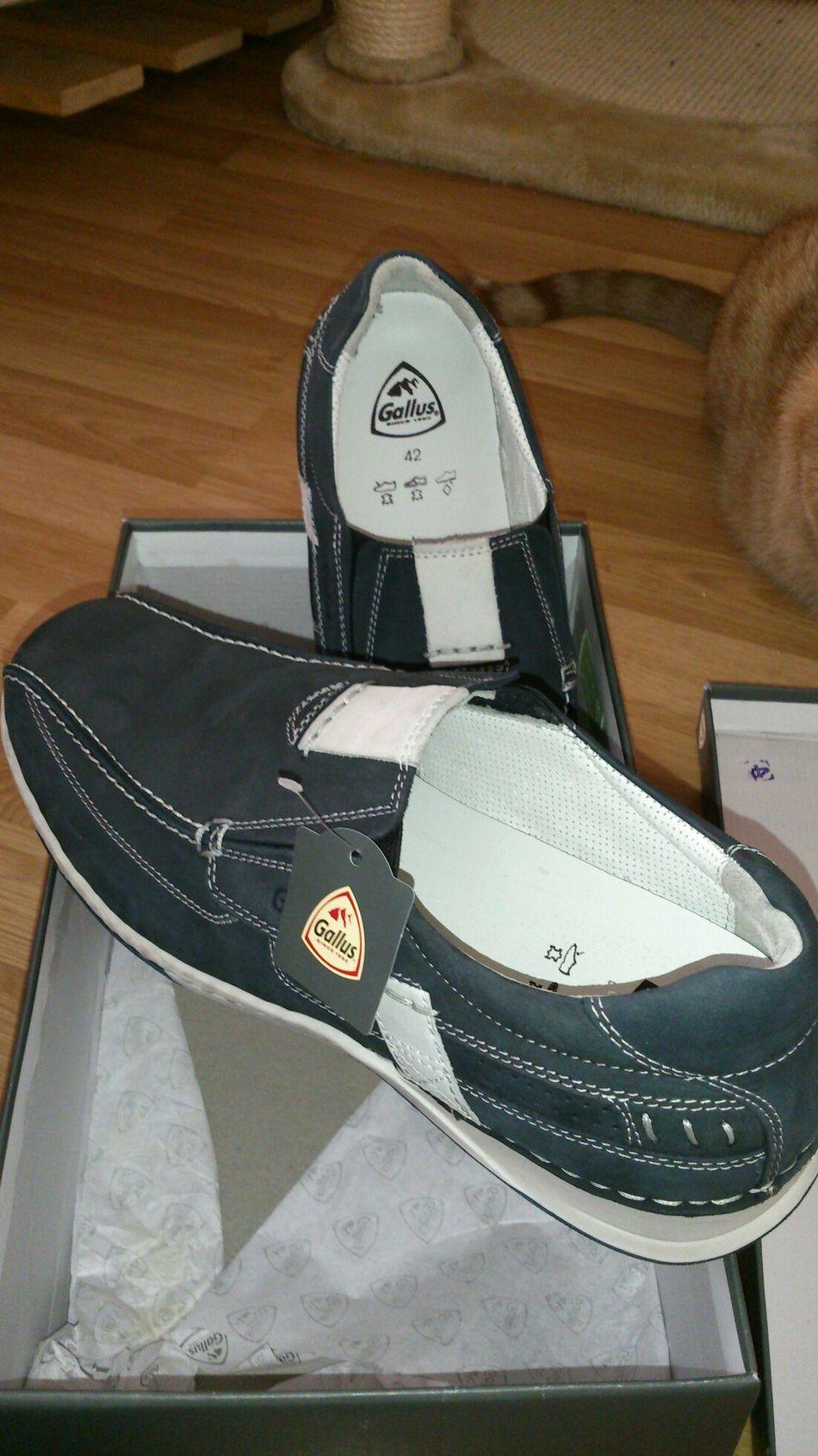 Shopping Schuhe  von Gallus Since 1880 März 2014