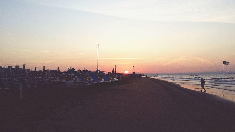 Bibione Beach Beachphotography Beautiful Summer2015 Sunrise