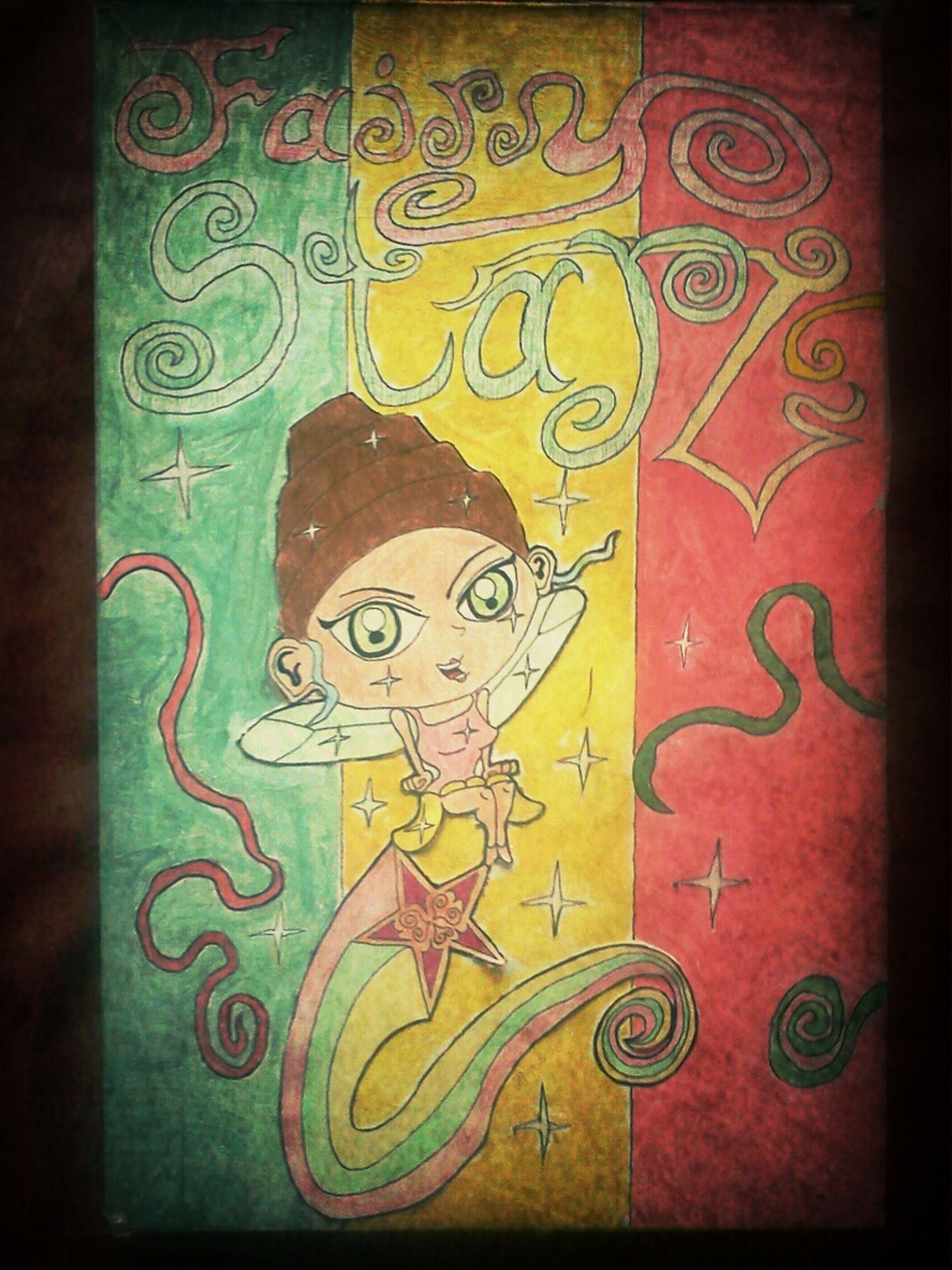Drawing Evil Dora