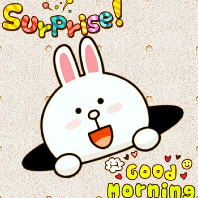 Surprise!!! Food Morning from all my friends.!