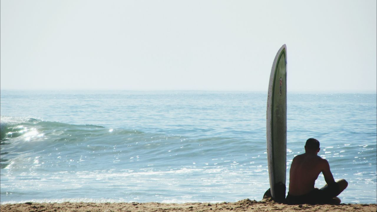 Surfing meditation.. Relaxing nice moment... Beach Life Surf Life Beach Photography Surf Photography