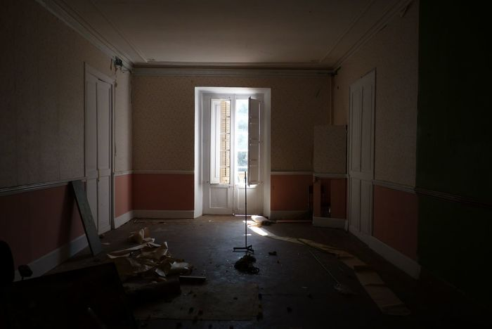 Abandoned Alella Architecture Empty Forgotten Governor Mansion Pink Room Space Spaın Sunlight The Secret Spaces Thesecret Time Wallpaper Window