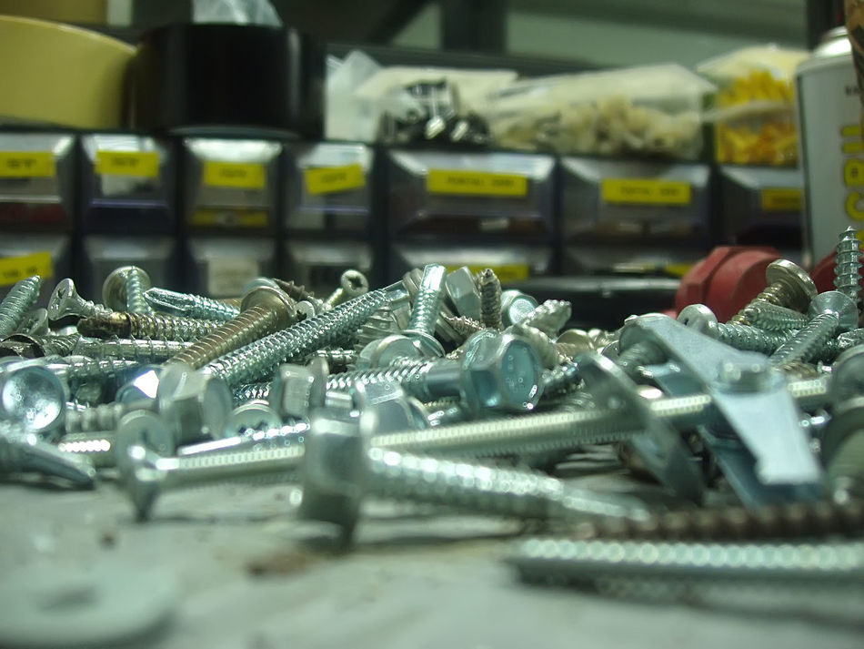 screw Adjust Bolt Close-up D.I.Y D.I.Y. Do It Yourself Fix  Hardware Hardware Store Industry Iron Manufacturing Equipment Mechanic Mechanic Shop Mechanical Mechanics Metal Metalware No People Nut Repair Screw Screws Thread Tighten