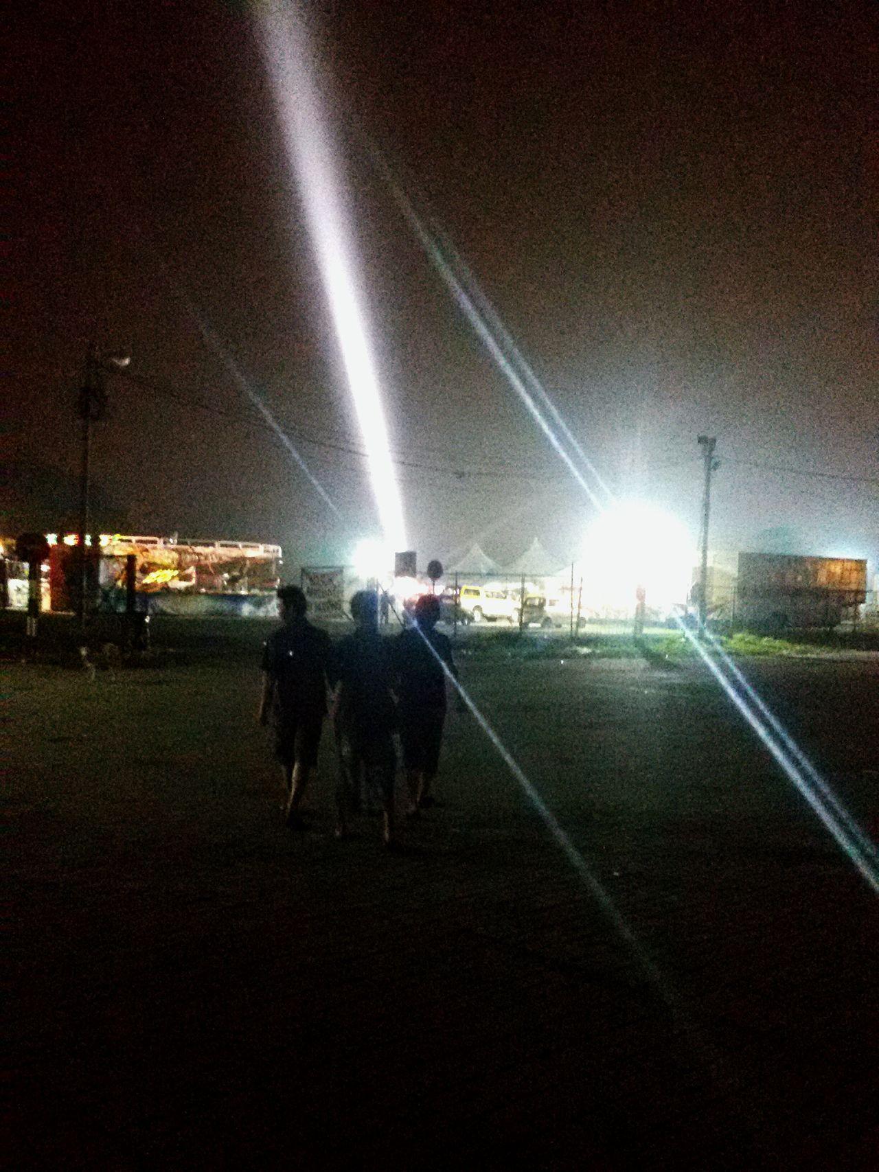 Bigfestival Brotherhood Night Lights
