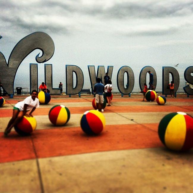 Wildwoods Beachday Family