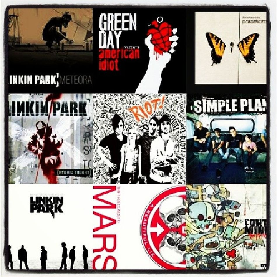 When I hear any of these it feels like I'm 15 again or what... Oldalbums OldMe