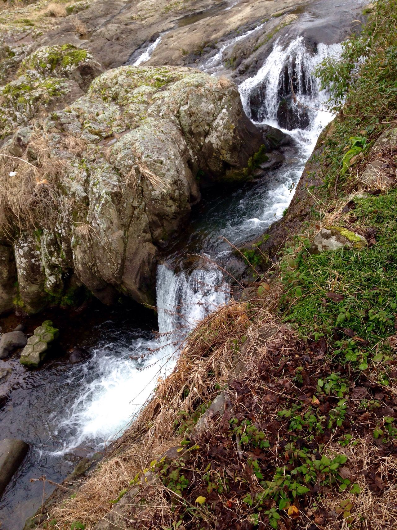 Mywaterfallcollection Wasserfall Creekside Trail Water Rock - Object Nature No People Beauty In Nature Outdoors River Scenics Waterfall Day Stream - Flowing Water (null)KYUSHU Japan Photography