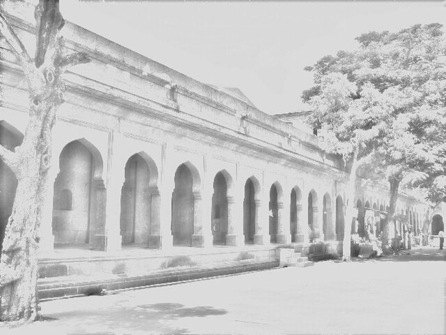 Ancient Architecture Temple Playing With Filters Filter