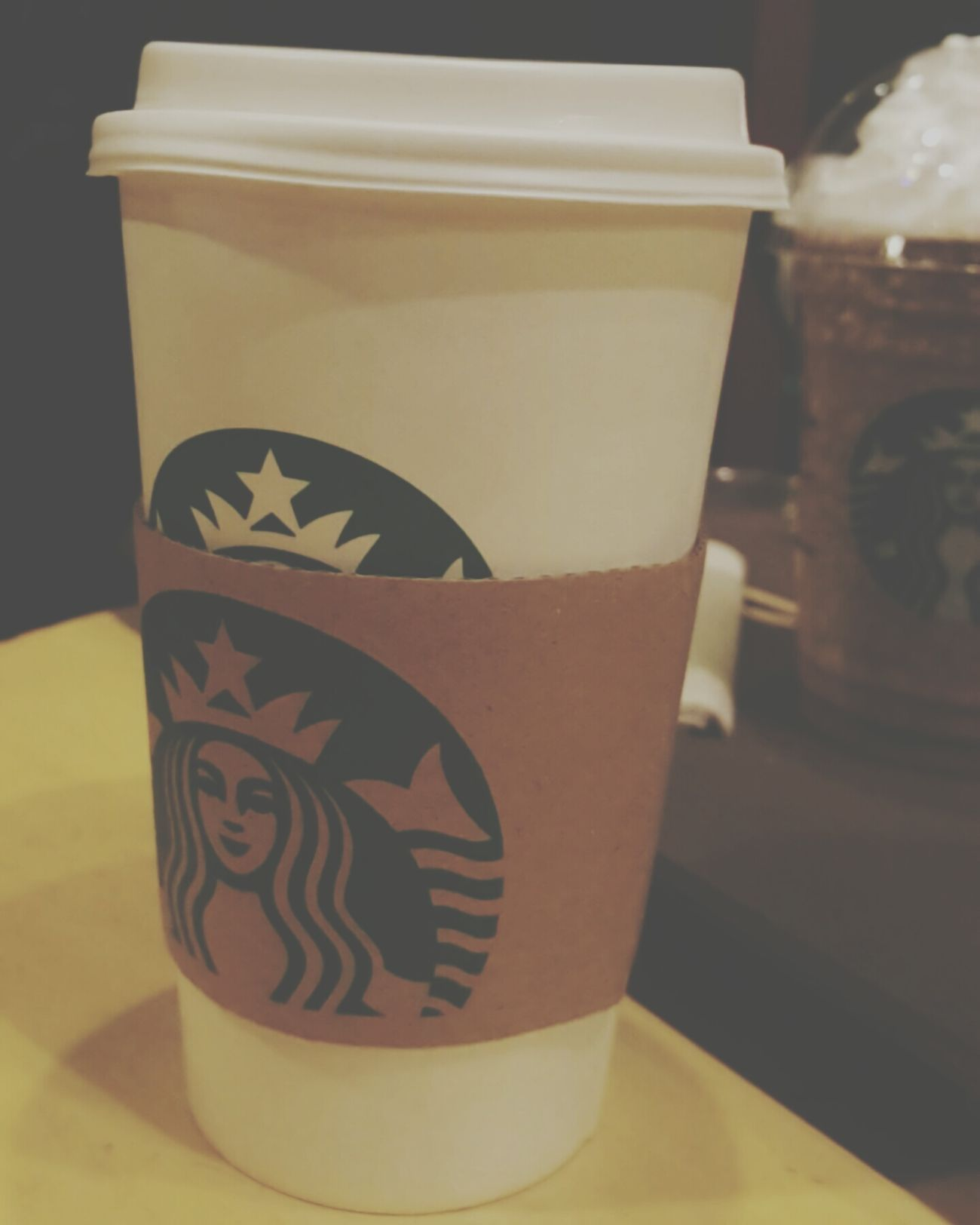 Starbucks Kuwait Alkout  Coffee Nothingtosay Idk I Was Bored Idkwhy Hello World Friends My World