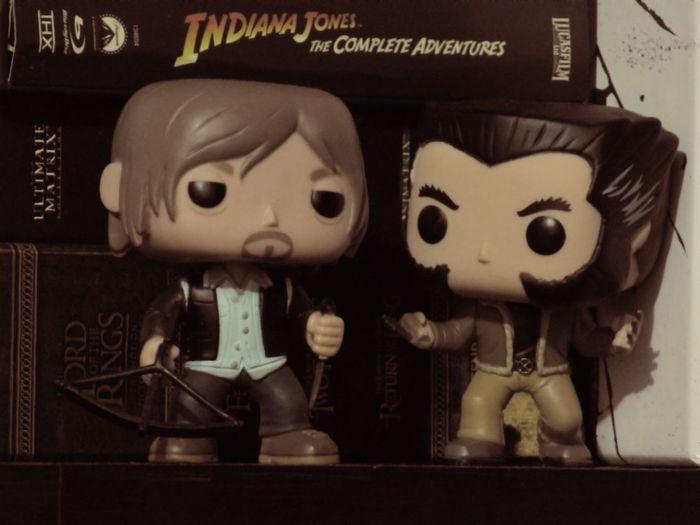 Old Mens Daryl And Logan