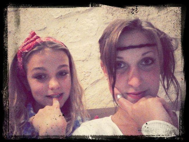 Avec ma petite soeur??