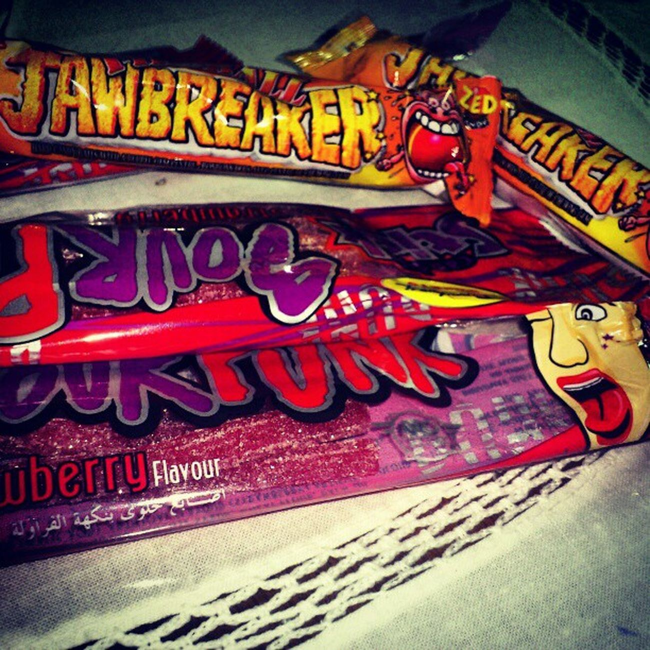 Sourpunk And Jawbreaker ........ :D