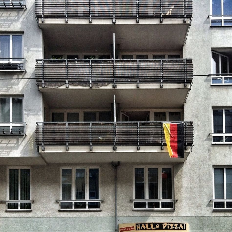 My Fucking Berlin House Facade Schland Tristesse