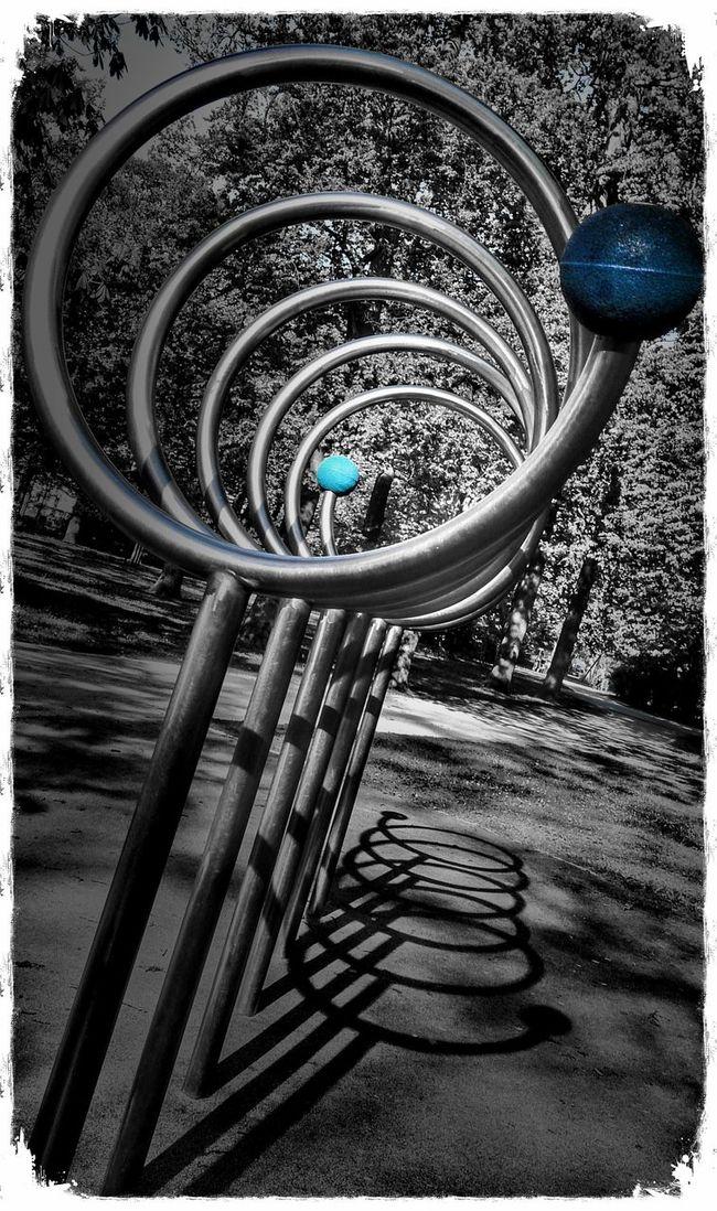 Spiral Of Life Climb In, Climb On