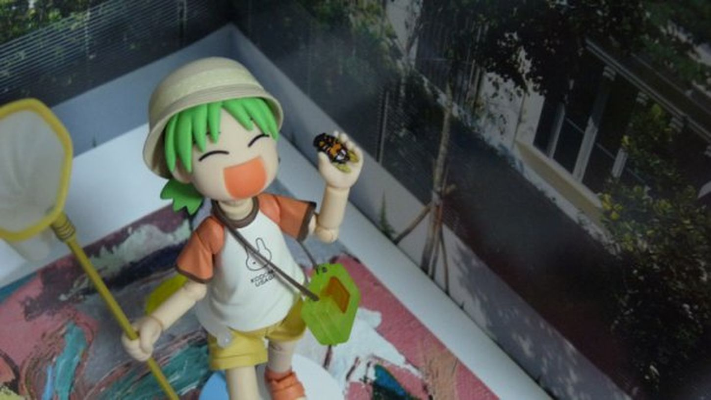 just my favorite character Yotsuba Minifigure My Favourite Things Toy Photography