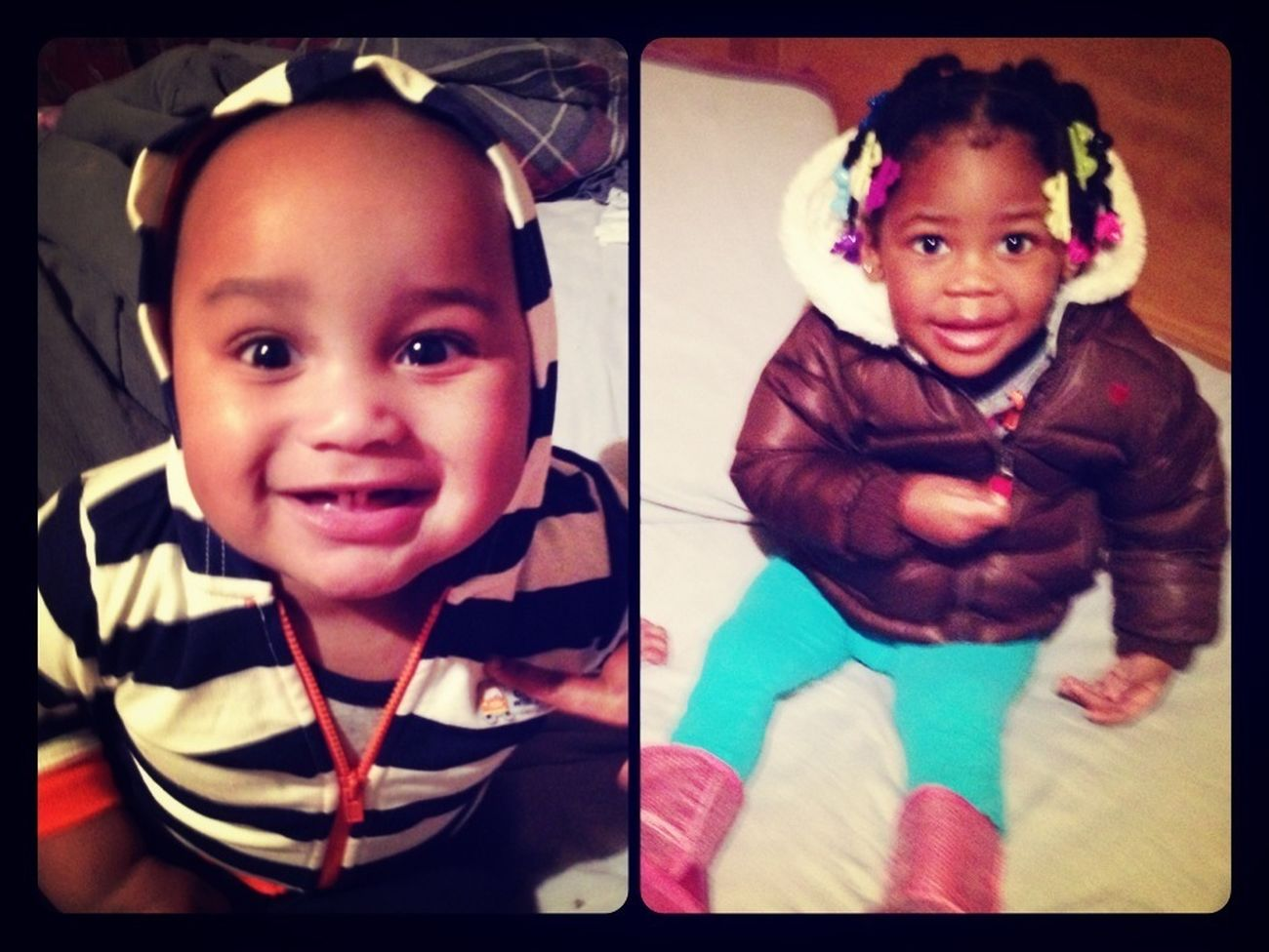 My Little Love Bugs.!