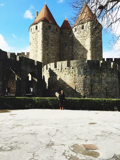 Traveling Check This Out Hello World Castle Love History