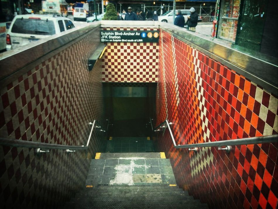 Subway Stairs Design Staircase