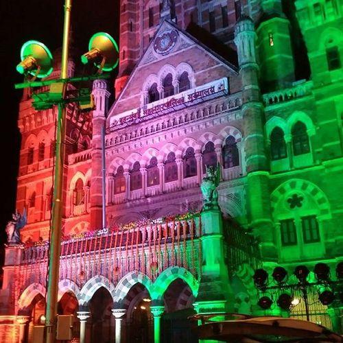 Happy 69th Independenceday2015 India JaiHind Bmc Mumbai